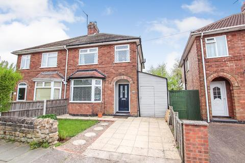 3 bedroom semi-detached house for sale - West Crescent, Beeston, Nottinghamshire