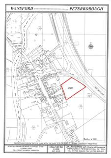 Land for sale - London Road: Wansford