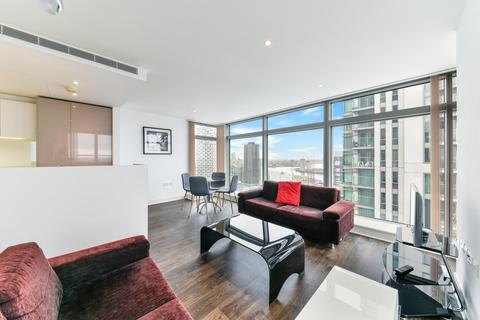 2 bedroom apartment to rent - Pan Peninsula West Tower, Canary Wharf, London, E14