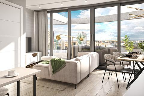 1 bedroom duplex for sale - Plot 4409 at Baltimore Tower, Arena Tower, 25 Crossharbour Plaza E14
