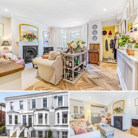 2 bedroom flat for sale - Anselm Road, Fulham