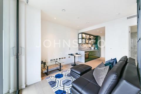 Studio to rent - Bagshaw Building, Wardian, London, E14