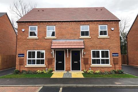 3 bedroom semi-detached house for sale - 3 Bedroom Semi Detached Houses at Fleckney Fields, Fleckney Fields, Garner Way, Off Kilby Road, Fleckney LE8