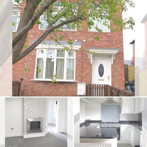 3 bedroom semi-detached house to rent - Hawthorne Avenue South Shields NE34 8BD