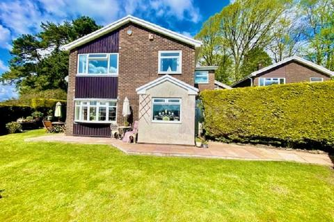 4 bedroom detached house for sale - Church Farm Close, Off Bettws Lane, Newport. NP20 7HL