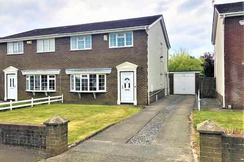 3 bedroom semi-detached house for sale - The Ridge, Sketty, Swansea, City And County of Swansea.