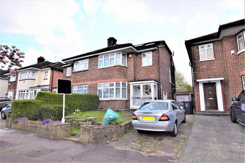 4 bedroom semi-detached house for sale - Herent Drive, Ilford, Essex. IG5 0HG