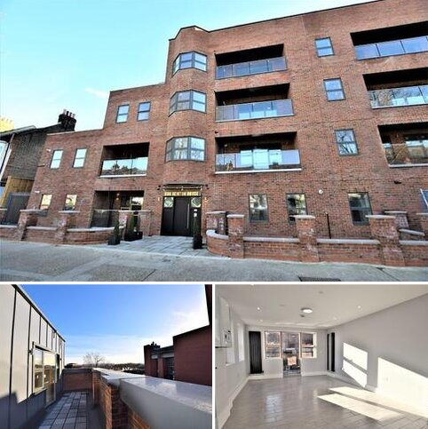 2 bedroom apartment for sale - Ron Newton House, Barking Road, London, Greater London. E13 8HJ