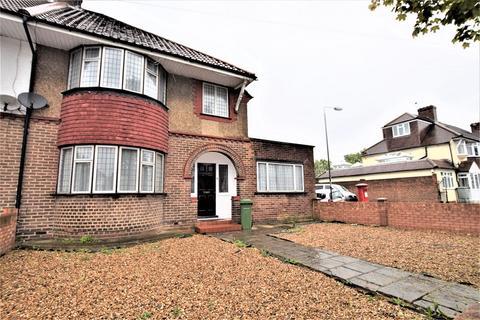 4 bedroom semi-detached house to rent - Wricklemarsh Road, London, Greater London. SE3 8DJ