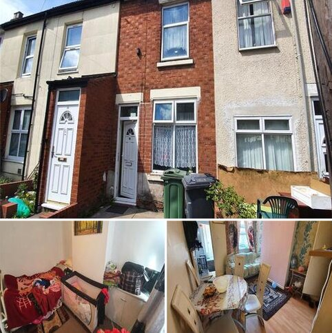 2 bedroom terraced house for sale - Leicester St, Wolverhampton, West Midlands, WV6