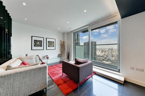 Studio to rent - Pan Peninsula West Tower, Canary Wharf, E14