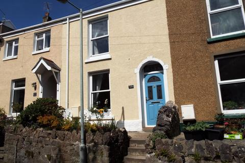 2 bedroom terraced house for sale - 12 Nottage Road, Newton, Swansea, SA3 4SU