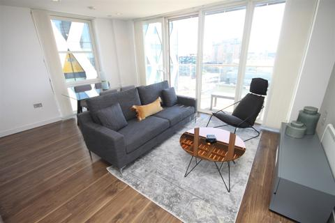 2 bedroom apartment to rent - Number One Building, Media City UK, M50