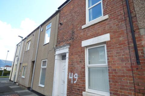 2 bedroom terraced house for sale - Disraeli Street, Blyth, Northumberland, NE24 1JE