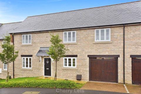 3 bedroom terraced house to rent - Aldous Drive, Bloxham, OX15