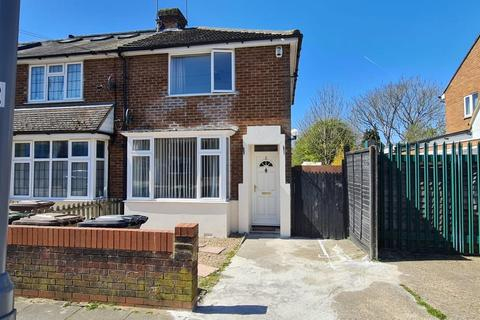 2 bedroom end of terrace house for sale - Luton, LU2