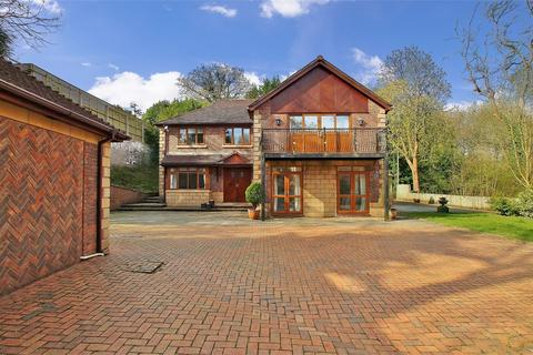 5 bedroom detached house for sale - Hollybush Road, Cyncoed, Cardiff