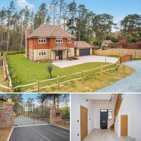 4 bedroom detached house for sale - Warren Road, Crowborough