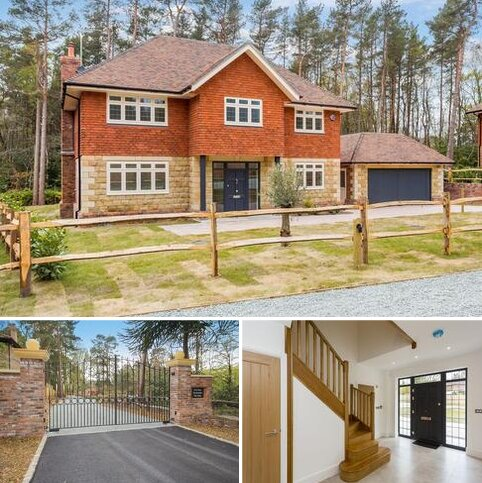 5 bedroom detached house for sale - Warren Road, Crowborough
