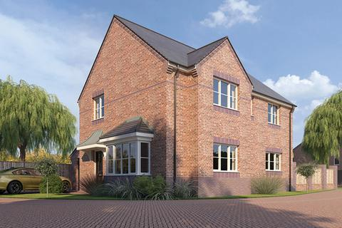 4 bedroom detached house for sale - Plot 3 The Pastures, Long Duckmanton, S44