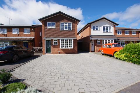 4 bedroom link detached house for sale - Beechwood Drive, Stone