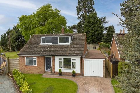 2 bedroom detached bungalow for sale - Elm Drive, Bradley, Stafford