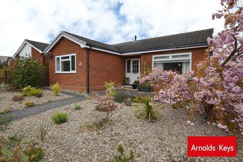 2 bedroom detached bungalow for sale - Woodland Rise West, Sheringham