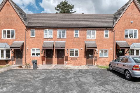 2 bedroom terraced house for sale - Appletrees Crescent, Woodland Grange, Bromsgrove, B61 0UE