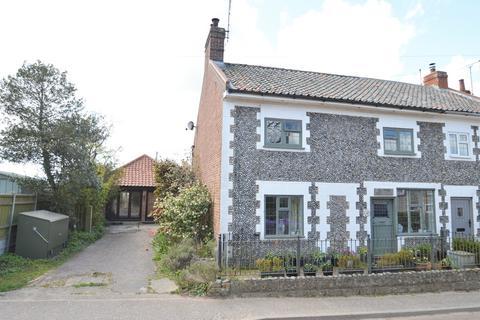 4 bedroom semi-detached house for sale - High Street, Southrepps