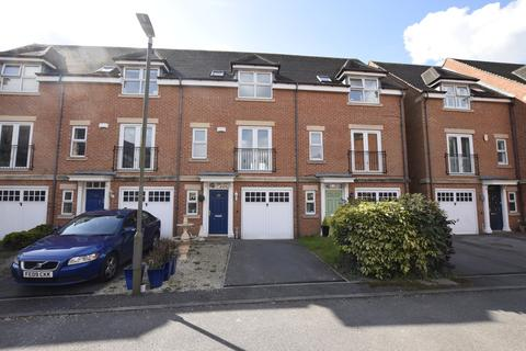 3 bedroom terraced house to rent - Messiter Mews, Willington DE65 6PG