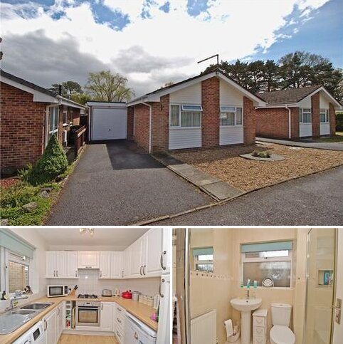 2 bedroom detached bungalow for sale - Ferndown, Dorset, BH22