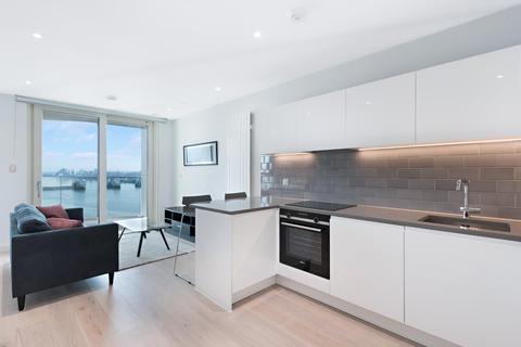 Studio to rent - Carrick House, Royal Wharf, London, E16