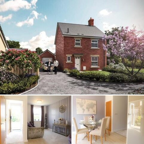 3 bedroom detached house for sale - The Maples, Curry Rivel, Langport, TA10