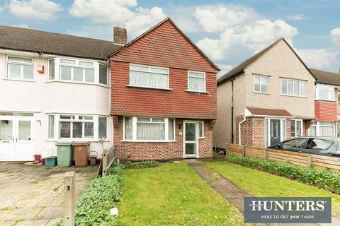 3 bedroom end of terrace house for sale - Caverleigh Way , Worcester Park, KT4