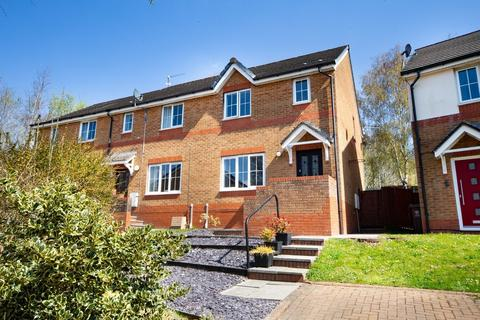 3 bedroom end of terrace house for sale - Heol Llinos, Thornhill, Cardiff