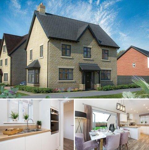 4 bedroom house for sale - Plot The Chestnut 154, The Chestnut at Fernleigh Park, Fernleigh Park, Fernleigh Park, Long Marston CV37