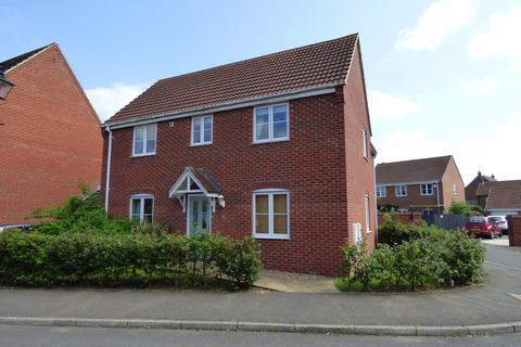 4 bedroom detached house to rent - Elder Close, Witham St Hughs