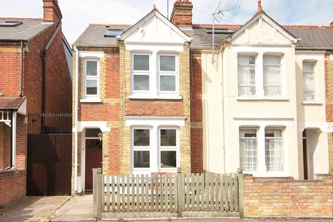 5 bedroom semi-detached house to rent - Howard Street, Oxford, OX4 3AY