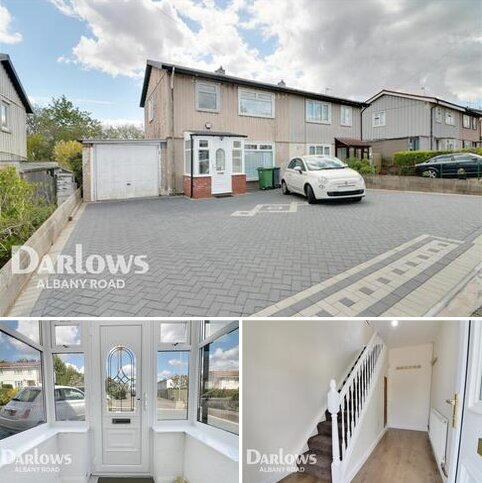 3 bedroom semi-detached house to rent - Harlech Road
