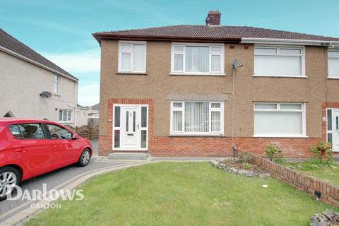 3 bedroom semi-detached house for sale - Broadhaven, Cardiff