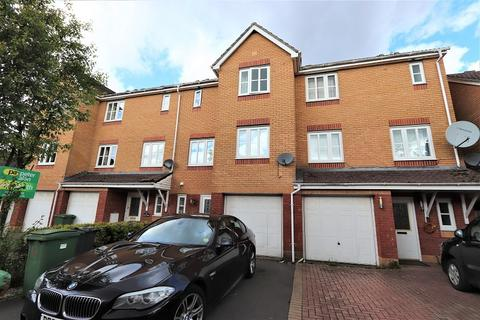 3 bedroom townhouse for sale - Spencer David Way, St. Mellons, Cardiff. CF3 0QB