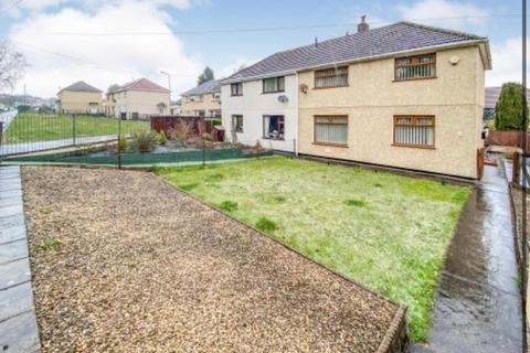 3 bedroom semi-detached house for sale - Heol Caradoc, Penywaun, Aberdare, CF44 9AY
