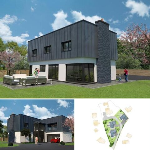 4 bedroom detached house for sale - 3 Llys Hill Gardens, Middleton Road, Oswestry, Shropshire