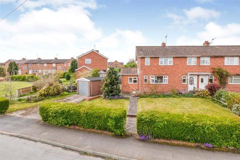 3 bedroom semi-detached house for sale - 12 Rhea Hall Estate, Highley, Bridgnorth, Shropshire, WV16