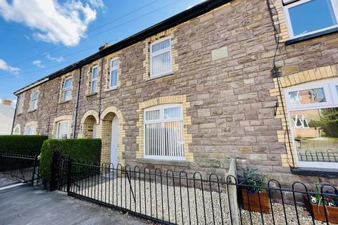 2 bedroom terraced house to rent - Richmond Road, Abergavenny