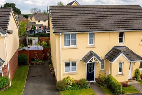 2 bedroom semi-detached house for sale - Parc Hafod, Four Crosses, Llanymynech, SY22