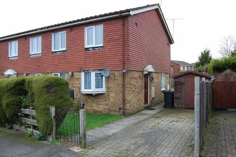 1 bedroom terraced house to rent - Hedley Rise, Wigmore., Luton