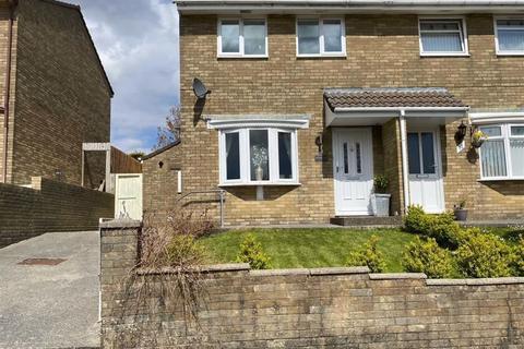 3 bedroom semi-detached house for sale - Pen-y-fro, Cwmdare, Aberdare, Mid Glamorgan