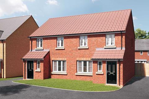 3 bedroom semi-detached house for sale - Plot 55, The Marston at Northfield Meadows, Stoney Haggs Road, Seamer YO12