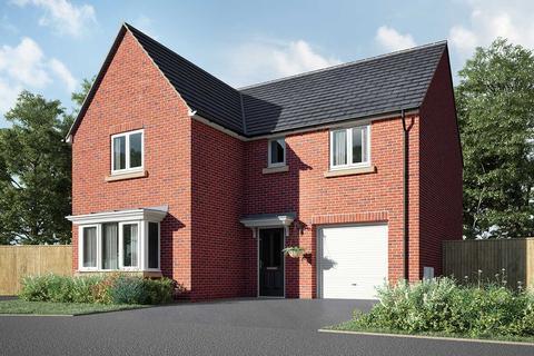 4 bedroom detached house for sale - Plot 35, The Grainger at Tara Fields, Tara Fields, Racecourse Road, East Ayton YO13